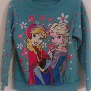 Kids Disney Frozen sweatshirts